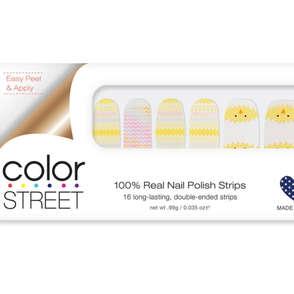 Color Street Nail Polish Strips Hot Chick Boutique